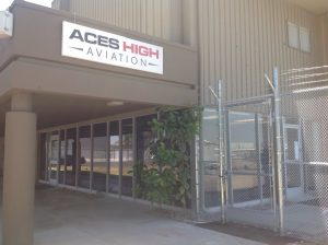 About Aces High Aviation, 3501 N Lakewood Blvd, Long Beach, CA,