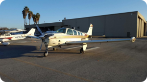 Aces high Aviation 35 Bonanza N36TM
