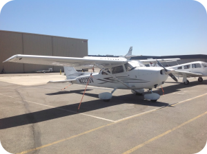 N2235V Fleet Aircraft for Rental or flight instruction from Aces high Aviation Long Beach