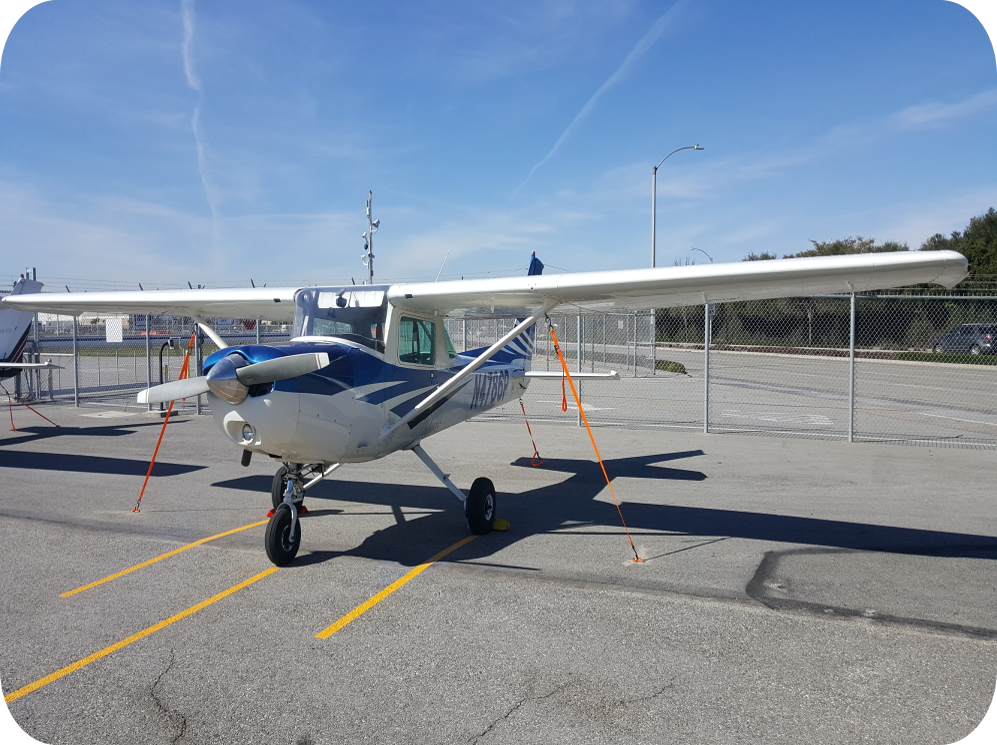 N4786P Fleet Aircraft for Rental or flight instruction from Aces high Aviation Long Beach
