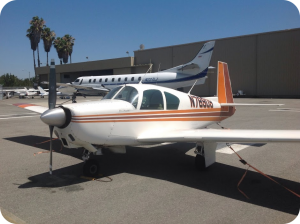 N78909 Fleet Aircraft for Rental or flight instruction from Aces high Aviation Long Beach