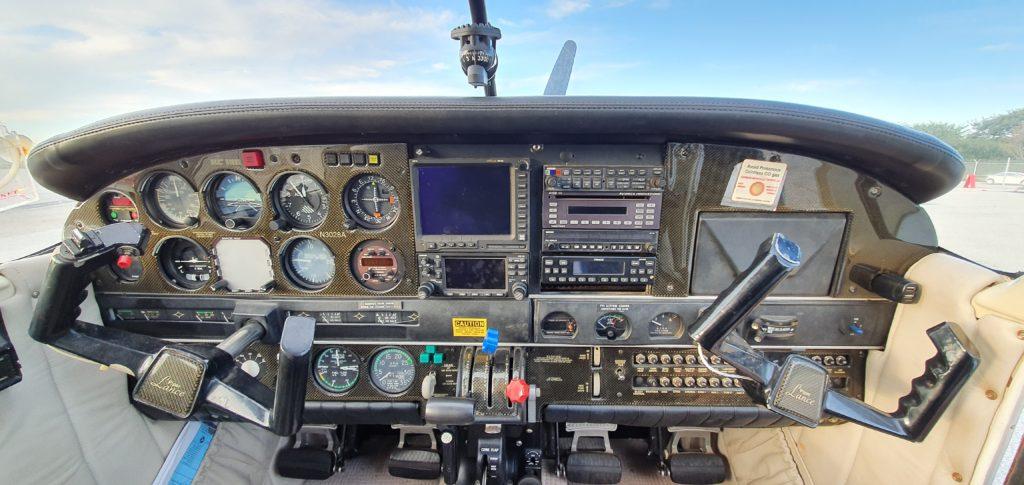 Turbo Lance Aces High Aviation 3501 N Lakewood Blvd