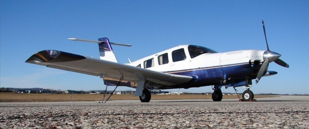Turbo Lance II Piper PA-32RT-300T available for rental in Long Beach California, Aces High Aviation 3501 N Lakewood Blvd