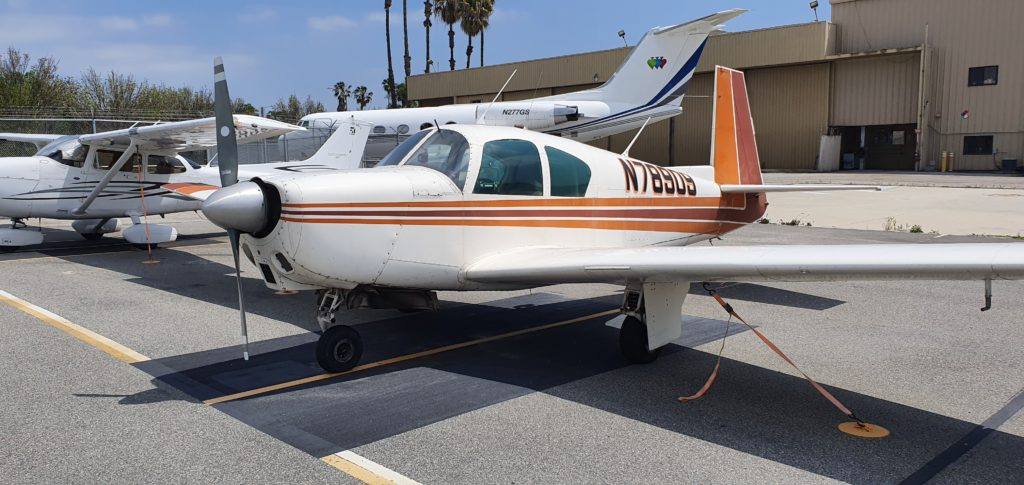 Mooney M20B Aircraft Rental N78909 Aces High Aviation