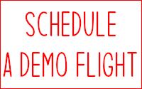 Demo flight